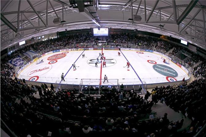 Для сборной Беларуси в феврале 2013-го SE-Arena оказалась не слишком удачной