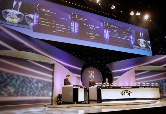 Сегодня БАТЭ узнает своих соперников по групповому этапу Лиги Европы.