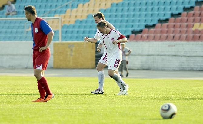 Никита Букаткин серьезно обрадовал главного тренера молодежной сборной Беларуси Георгия Кондратьева.