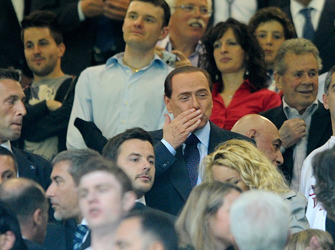 На данный момент «Милан» занимает 11-е место в Серии А. Это явно не то, на что рассчитывает Берлускони