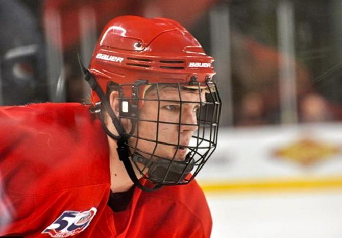 Кирилл Готовец доволен уровнем студенческой лиги США.