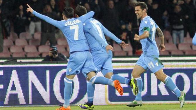 Победа в потрясающем по накалу матче позволила неаполитанцам  закрепиться на третьем месте.