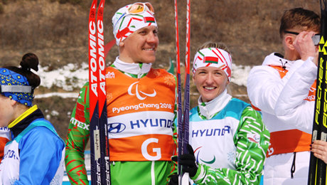 Двоим участникам Паралимпиады не выплатили премиальные. До сих пор ждут указа Лукашенко