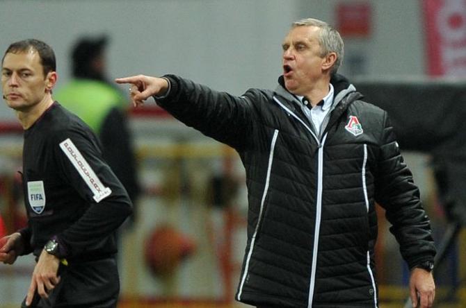 Результатами «Локомотива» в чемпионате России Леонид Кучук заработал себе очень хорошую прессу