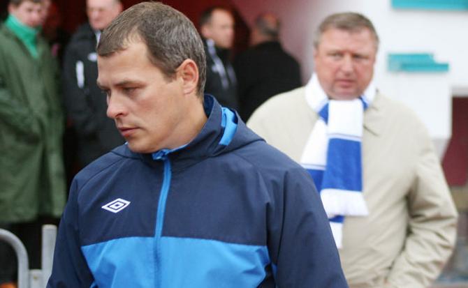 Сергей Ковальчук считает, что команду задавил груз ответственности