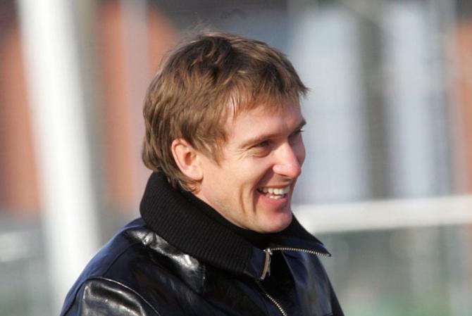 Николай Шпилевский готов помочь развитию детско-юношеского футбола в Беларуси
