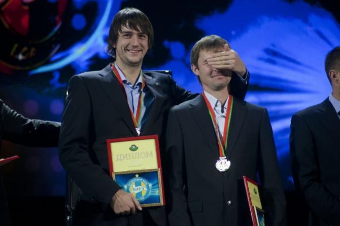 Егор Филипенко качественно юморил на чествовании БАТЭ