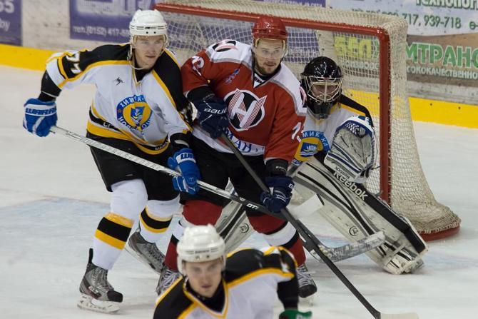 Виктор Андрущенко ударно начал сезон в «Немане». Быть может, забивного форварда заметят боссы «Динамо»?