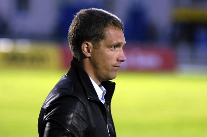 Виктор Гончаренко вступает со своей командой в третью еврокубковую осень. На этот раз - с видами на весну.