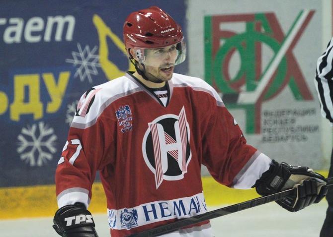 Останется ли в Гродно Ярослав Кристек?