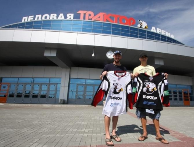 Дерон Куинт и Микки Вайнанен готовы помочь «Трактору» выйти в плей-офф.