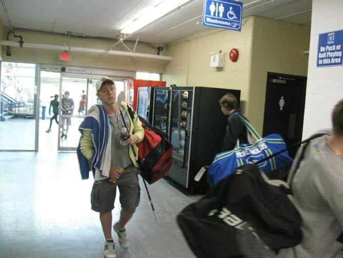 Алексей Скабелка пересмотрел отношение к хоккею.