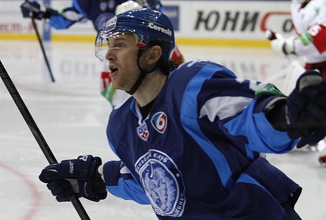 Голевая прыть Алексея Ефименко становится приятным сюрпризом