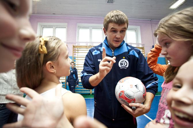 Дмитрий Молош — отличный педагог