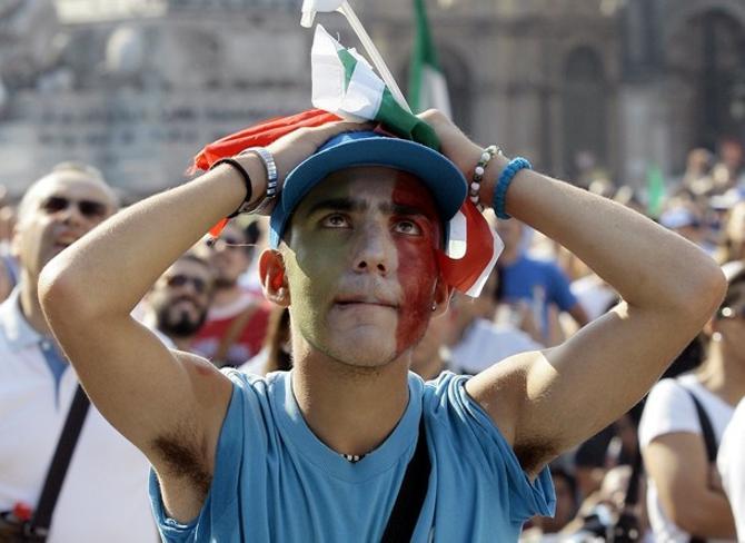 Что итальянцу плохо, то нам хорошо. Так получилось в плей-офф молодежного Евро