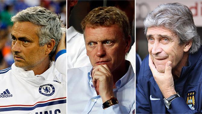 Тренеры команды, одна из которых станет чемпионом...