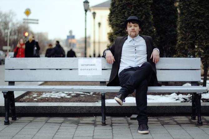 Митя Тарпищев бросил вызов зачаткам белорусского шоу-бизнеса.