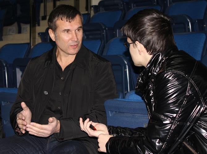 Игорь Матушкин не считает, что Андрей Стась раскрылся отнюдь не потому, что стал получать больше игрового времени