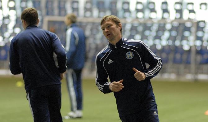 Дмитрий Лихтарович считает, что уже стал настоящим