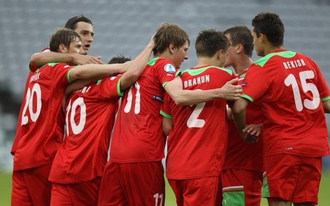 Первый матч чемпионата Европы дал белорусам повод для справедливой радости