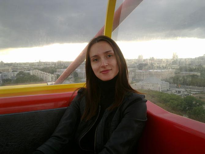 Екатерина Молош знает, что ее муж в матчах всегда выкладывается на полную катушку