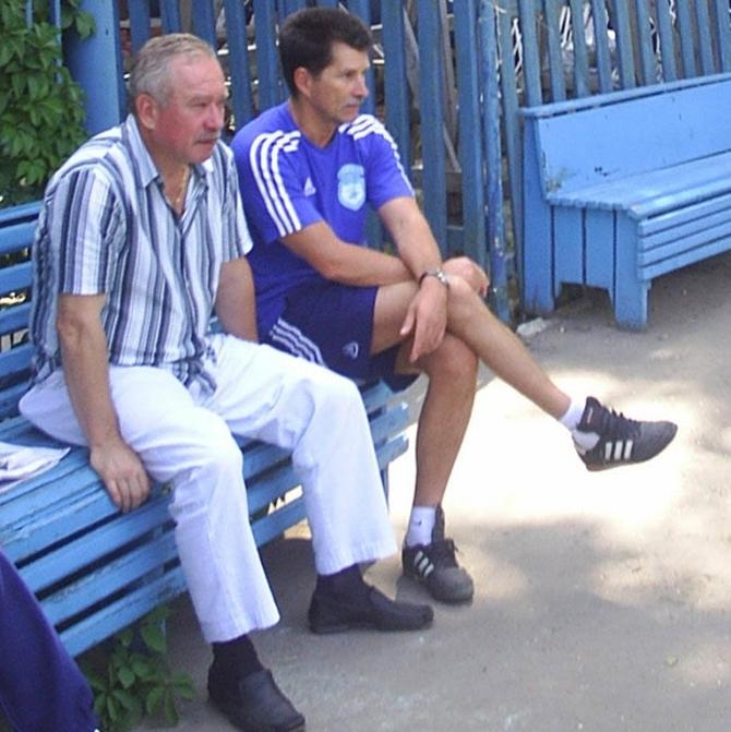 В командах Александра Корешкова всегда семейная атмосфера.