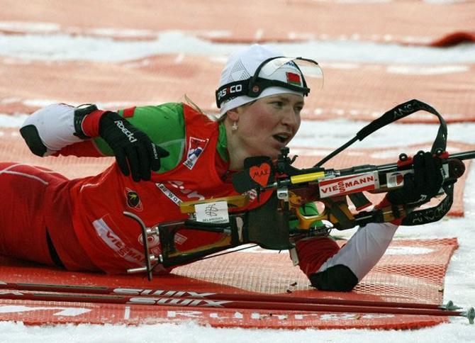 В прошлом сезоне Дарья Домрачева стартовала с победы. На этот раз все не так удачно