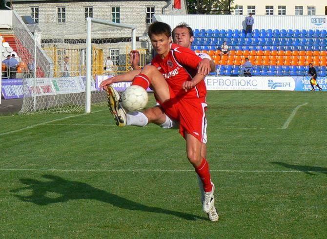 Для Егора Зубовича главное играть в высшей лиге