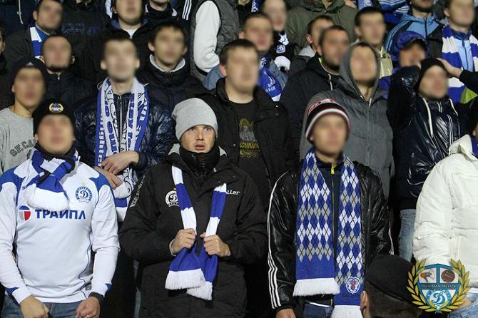 Поддержка Быченка не помогла «Динамо» победить