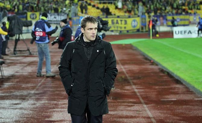 Виктор Гончаренко признал, что матч сложился не так, как он рассчитывал