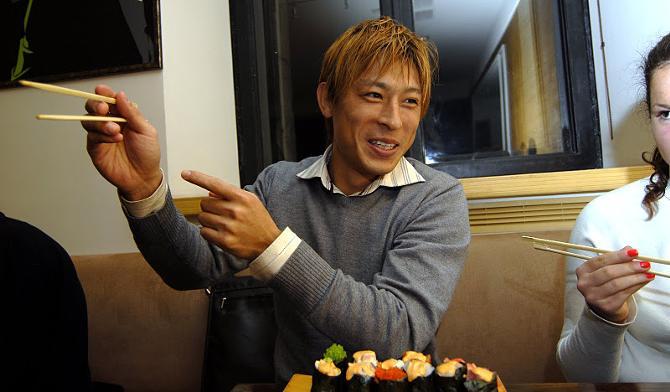 Хидетоши Вакуи стал первым белорусским японцем. Скоро будет и второй?