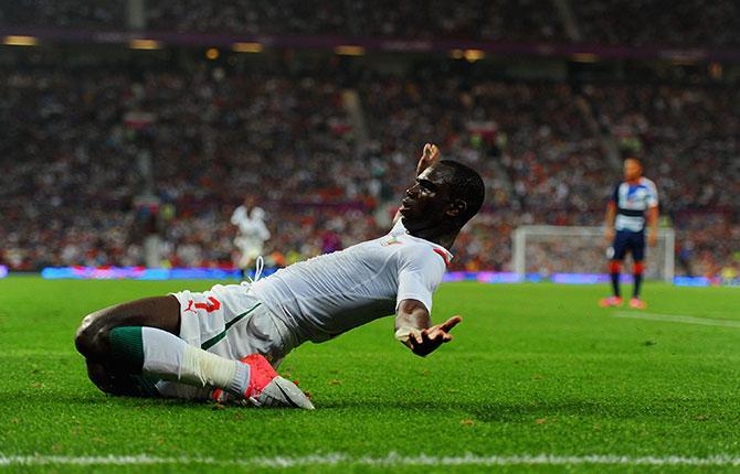Сенегалец Мусса Конате – одно из главных открытий Олимпийских игр