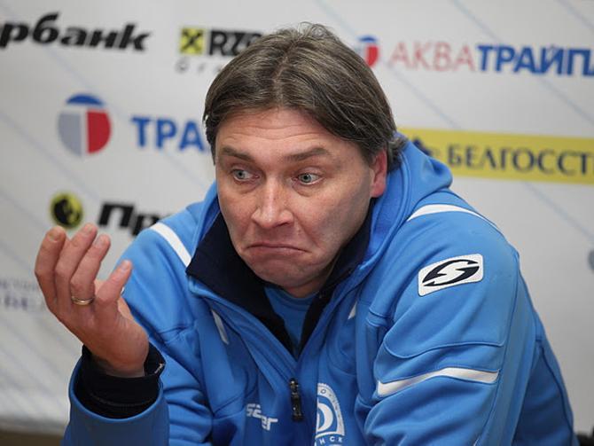Сергей Овчинников умеет красноречиво говорить.