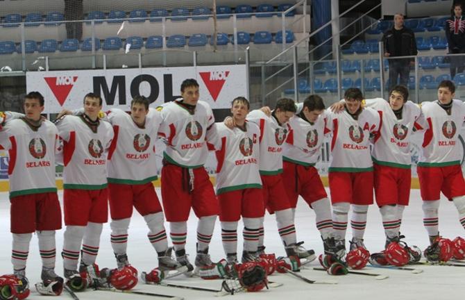 Возможно, в сборную Беларуси попали не все лучшие, зато команда получилась сплоченной