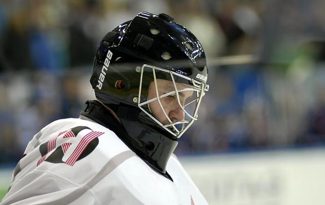 Сергей Шабанов не собирается уступать место в составе молодежи.