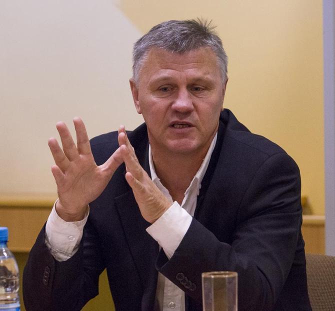 Работа на результат в футбольном Гродно будет продолжена
