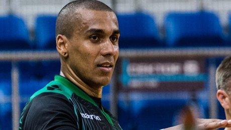 Бразилец, который унижает всех в белорусском мини-футболе. Он хочет играть за нашу сборную