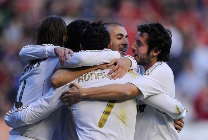 Победа над «Осасуной» стала для «Мадрида» 1500-й в Ла Лиге.