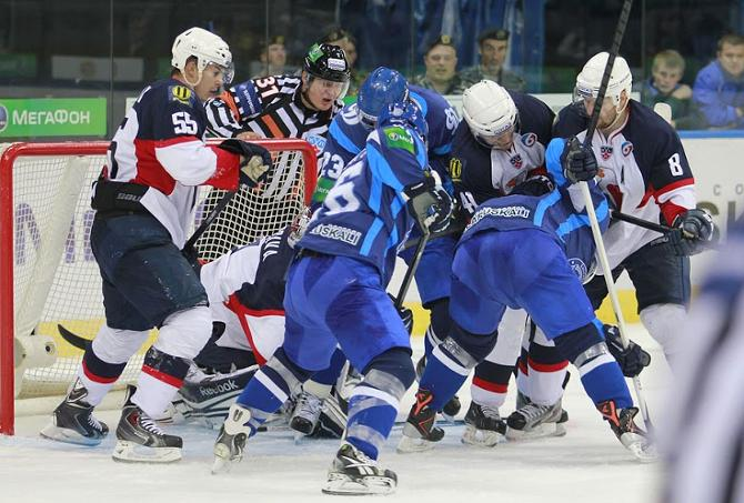 Голы на старте чемпионата минскому «Динамо» даются с большим трудом