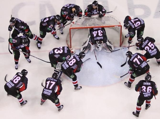 В нынешнем сезоне в Челябинске подобралась весьма крепкая команда.
