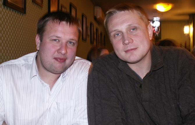 Олег и Андрей сейчас просто дружат и находятся на одной волне