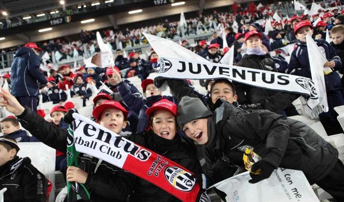 «Ювентус» смог извлечь пользу даже из дисквалификации фанатских секторов