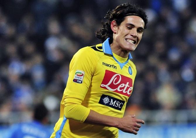 Эдинсон Кавани регулярно забивает своему бывшему клубу, «Палермо».
