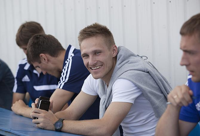 Сергей Кривец