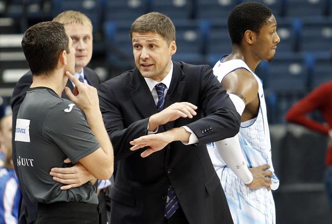 Дональдас Кайрис надеется, что и о белорусском мужском баскетболе узнают в Европе