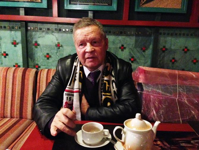 Казимир Знайдинский хочет вернуться в белорусский футбол