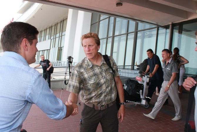 Глен Хэнлон и Беларусь – снова вместе