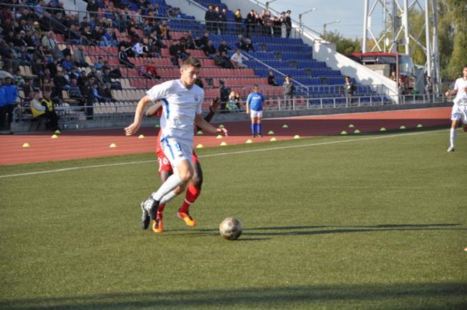 Юрий Королюк отметил, что Сергей Гуренко рассчитывает на него, как на игрока основного состава.
