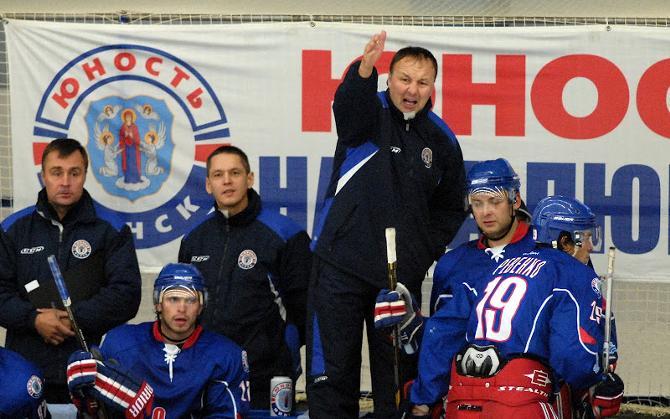 Михаил Захаров остался недоволен действиями своих подопечных в матче с