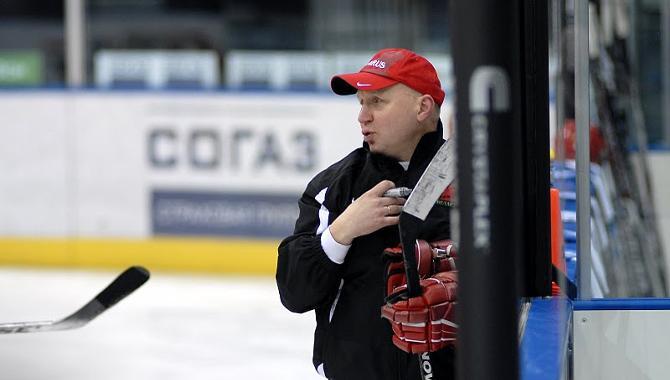 Эдуард Занковец ждет интересного матча с чехами